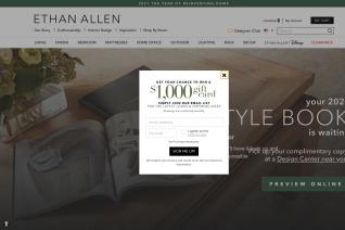 Ethan Allen reviews and complaints