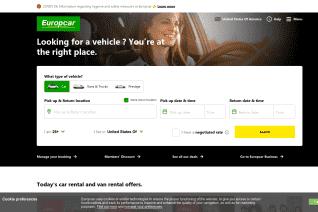 Europcar reviews and complaints