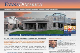 Evans Dukarich reviews and complaints