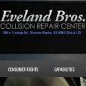 Eveland Bros Collision Repair Center  reviews and complaints