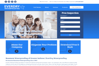 Everdry Waterproofing Of Greater Indiana reviews and complaints