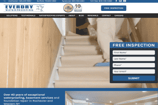 EverDry Waterproofing Of New York reviews and complaints
