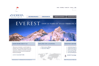 Everest Re Group reviews and complaints