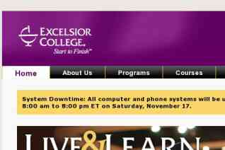 Excelsior College reviews and complaints