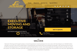 Executive Moving And Storage reviews and complaints
