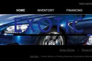 Exotic Motors reviews and complaints