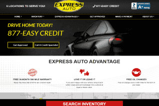 Express Auto reviews and complaints