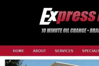 Express Lube reviews and complaints