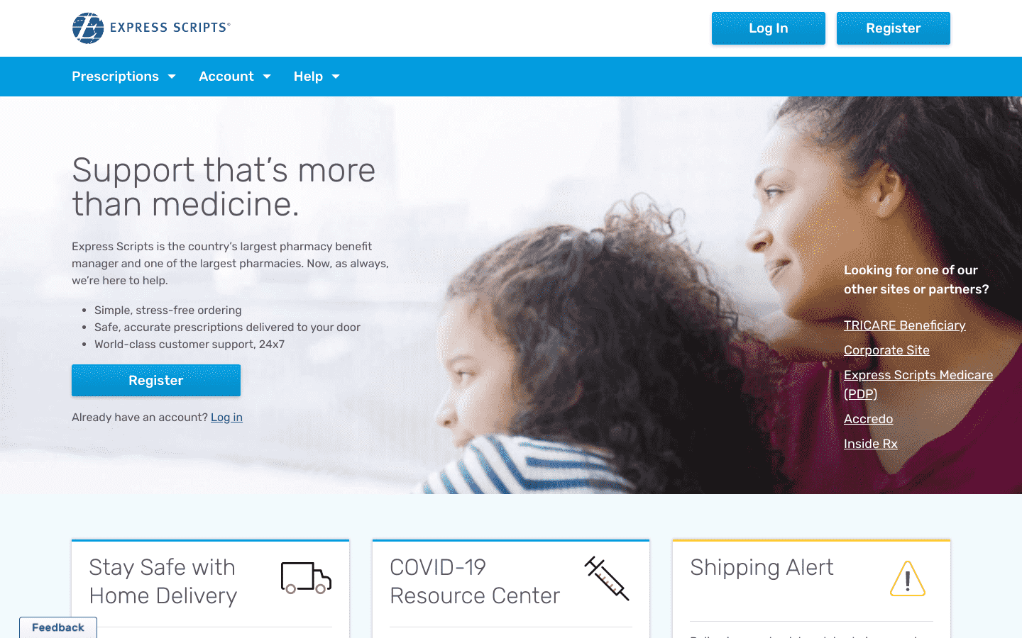 Express Scripts reviews and complaints