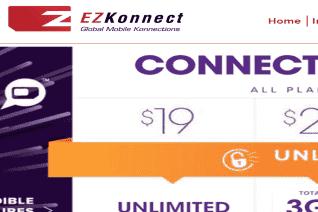 EZKonnect reviews and complaints
