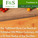 F And S Produce Company reviews and complaints