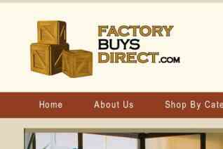 Factory Buys Direct reviews and complaints