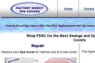 Factory Direct SPA Covers reviews and complaints