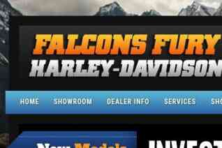 Falcons Fury Harley Davidson reviews and complaints