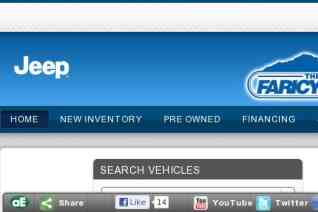 Faricy Boys Jeep reviews and complaints
