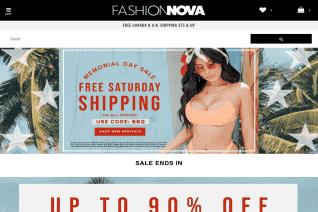 Fashion Nova reviews and complaints