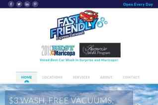 Fast And Friendly Express Carwash reviews and complaints
