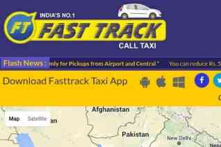 Fast Track Call Taxi reviews and complaints