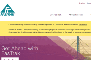 FasTrak reviews and complaints