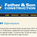 Father And Son Construction