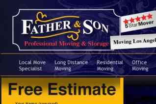 Father And Son Moving reviews and complaints
