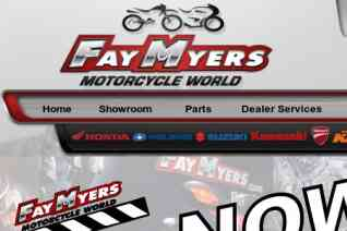 Fay Myers Motorcycle World reviews and complaints