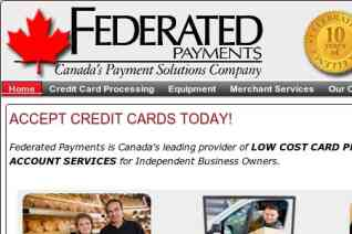 Federated Payments Canada reviews and complaints