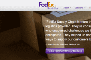 Fedex Supply Chain reviews and complaints