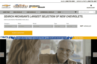 Feldman Chevrolet Of Highland reviews and complaints