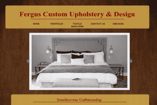 Fergus Custom Upholstery And Design reviews and complaints