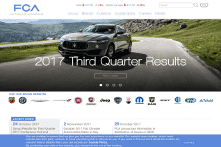 Fiat Chrysler Automobiles reviews and complaints
