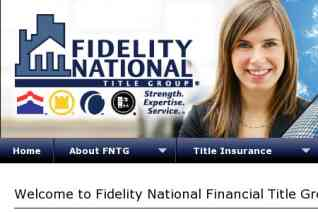 Fidelity National Title Group reviews and complaints
