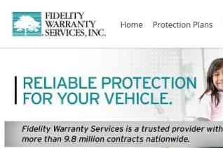 Fidelity Warranty Services reviews and complaints