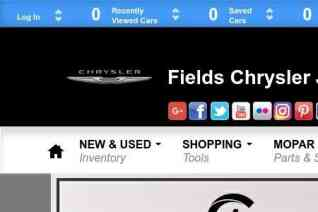 Fields Chrysler Jeep Dodge Ram reviews and complaints