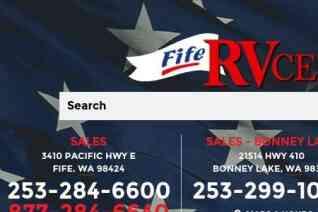 Fife RV Center reviews and complaints