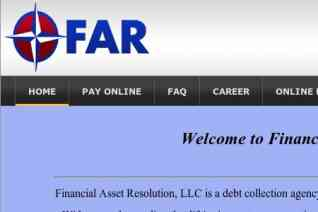 Financial Asset Resolution reviews and complaints