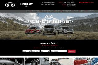 Findlay Kia reviews and complaints