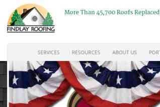 Findlay Roofing reviews and complaints