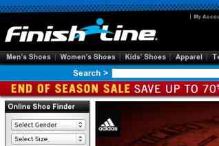 Finish Line reviews and complaints