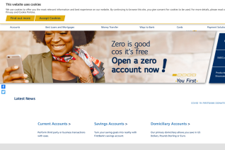 First Bank Of Nigeria reviews and complaints