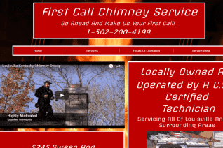 First Call Chimney Service reviews and complaints