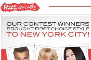 First Choice Haircutters reviews and complaints