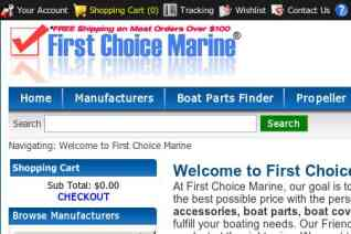 First Choice Marine reviews and complaints
