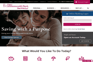 First Commonwealth Bank reviews and complaints