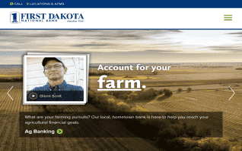 First Dakota National Bank reviews and complaints