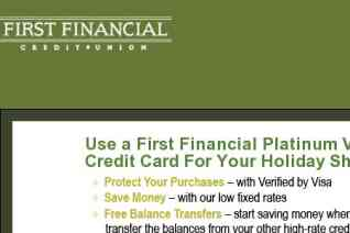 First Financial Credit Union reviews and complaints