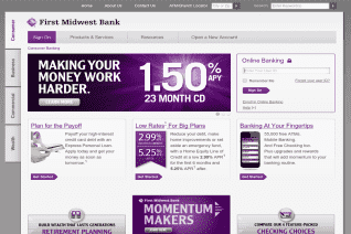 First Midwest Bank reviews and complaints