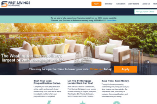 First Savings Mortgage Corp reviews and complaints