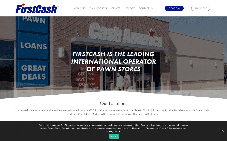 FirstCash reviews and complaints