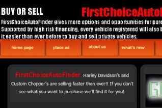 Firstchoiceautofinder reviews and complaints